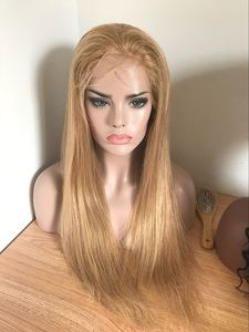 #27 lace front wig